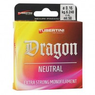 Fir monofilament Tubertini Dragon Neutral 0.15mm/5.14kg/50m