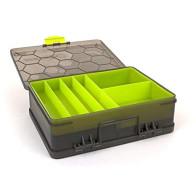 Cutie Matrix Double Sided Feeder & Tackle Box, 26x19.5x8cm