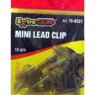 MINI LEAD CLIP EXTRACARP, 10BUC