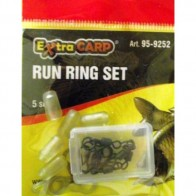 SET INELE CULISANTE RUN RING, 5BUC