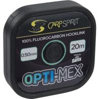 Fir fluorocarbon Carp Spirit Opti-Mex 0.50mm/17kg/20m