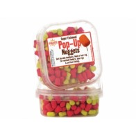 Nuggets Dynamite Baits Super Fishmeal Pop-up - Yellow/Red