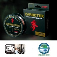 Fir monofilament CARBOTEX 035MM/16,20KG/300M