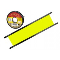 Fir monofilament Stroft FLUOR, 100m, 0.155mm, 2.20 kg