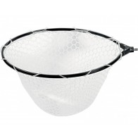 Cap Minciog din Silicon Rapture Trout Rubba Net Head, 40x50cm