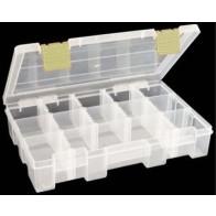 CUTIE FISHING BOX SERTAR COMET K4, 10 SEPARATOARE, 27.5X18X6CM