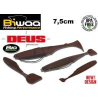 Shad Biwaa Deus 7.5cm, 10buc/plic
