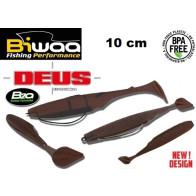 Shad Biwaa Deus 10cm, 7buc/plic
