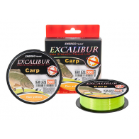 Fir Excalibur Carp Fluo Galben 0.22mm