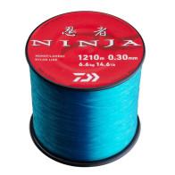 Fir Monofilament Daiwa Ninja X Mono, Albastru, 0.26mm/4.7kg Rola: 1850m