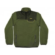 HANORAC NAVITAS HEAVYWEIGHT 1/4 ZIP TECH FLEECE