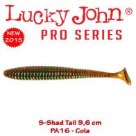 Shad Lucky John S-Shad Tail 7.1cm