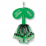 Madcat A-Static Rattlin Teaser Spinners 75gr Green