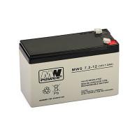 Acumulator cu gel MW 7.2-12 12V / 7.2Ah PNI-ACC712