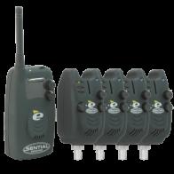 SET AVERTIZOARE ENERGOTEAM E-SENTIAL RADIO 4+1